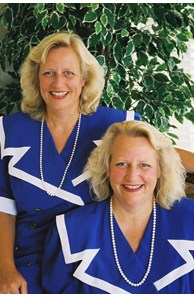 Ellen & Lillian Rossiter