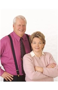 Todd Edstrom and Debbie Niemeyer